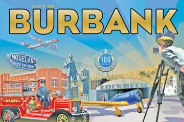 Bail Bond, Jail and City Information for Burbank, California
